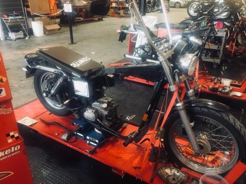 Transformacion Harley Davidson7439