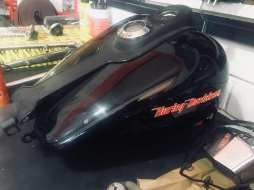 Transformacion Harley Davidson7440