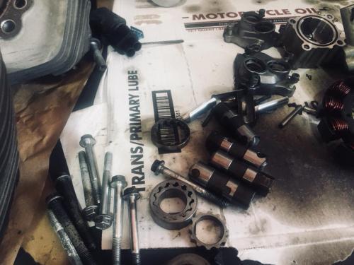 Transformacion Harley Davidson7445