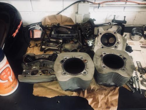 Transformacion Harley Davidson7449