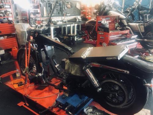 Transformacion Harley Davidson7452