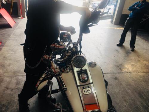 Transformacion Harley Davidson7475