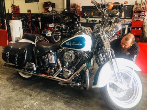 Transformacion Harley Davidson7485