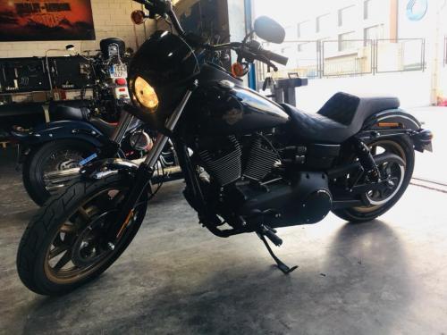Transformacion Harley Davidson7489