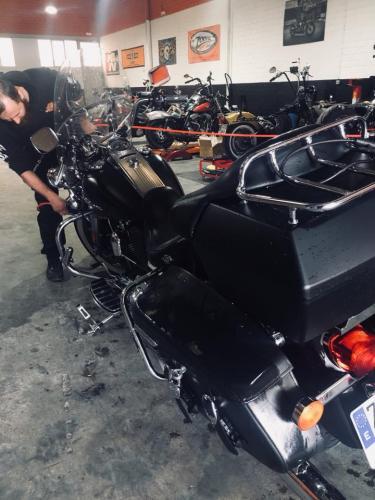Transformacion Harley Davidson7503