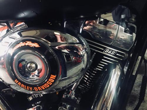 Transformacion Harley Davidson7509