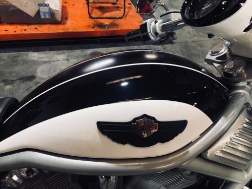 Transformacion Harley Davidson 7526