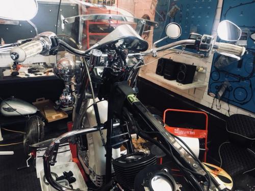 Transformacion Harley Davidson 7540