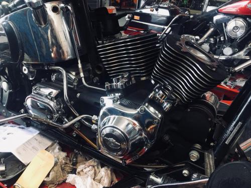 Transformacion Harley Davidson 7541