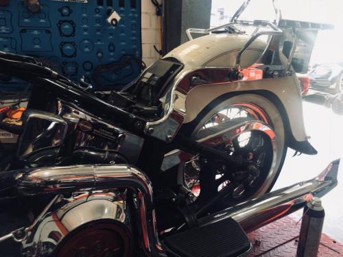 Transformacion Harley Davidson 7543