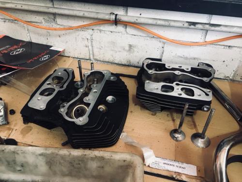 Transformacion Harley Davidson 7544