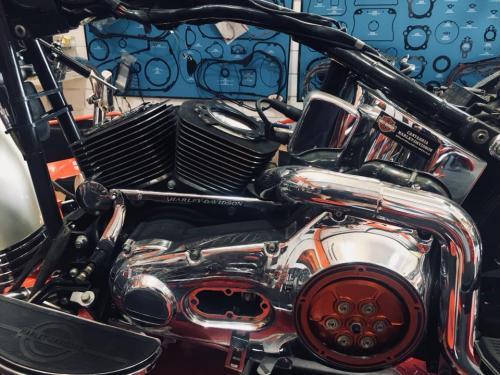 Transformacion Harley Davidson 7549
