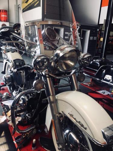 Transformacion Harley Davidson 7550