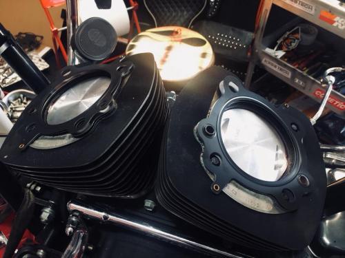 Transformacion Harley Davidson 7551