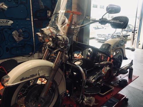 Transformacion Harley Davidson 7552
