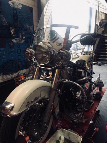 Transformacion Harley Davidson 7554