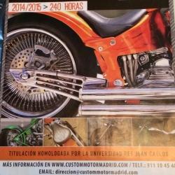 Curso Customizacion Motocicletas 2014.08.26