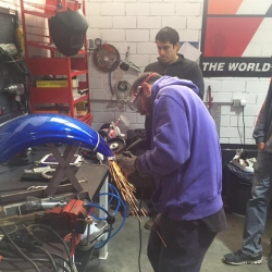 Curso Customización Motocicletas 2016.05.09