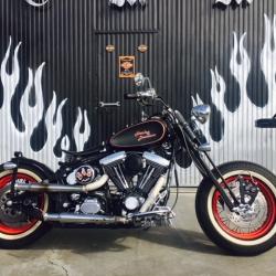 HarleyDavidsonSoftailEvoBobber