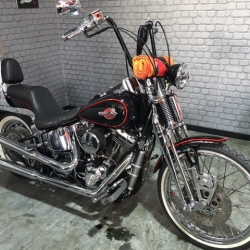 VENDIDA-HarleyDavidsonSringerSoftail2